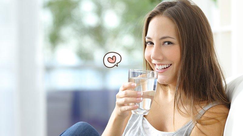 Utamakan Minum Air Putih untuk diet berhasil