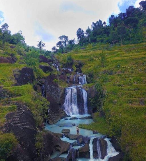 Air Terjun Kedung Kandang Wisata Gunungkidul