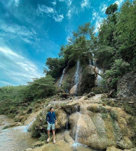 Air Terjun Sri Gethuk Wisata Gunung Kidul