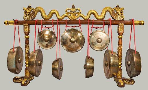 Alat Musik Betawi - Gong dan Kempul