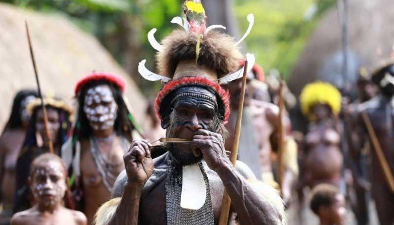 Alat Musik Papua - Pikon