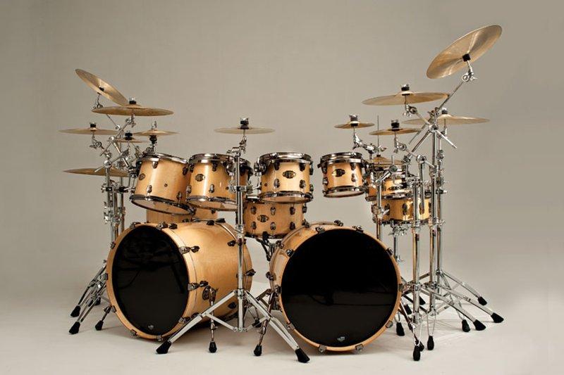 Alat Musik Ritmis - Drum