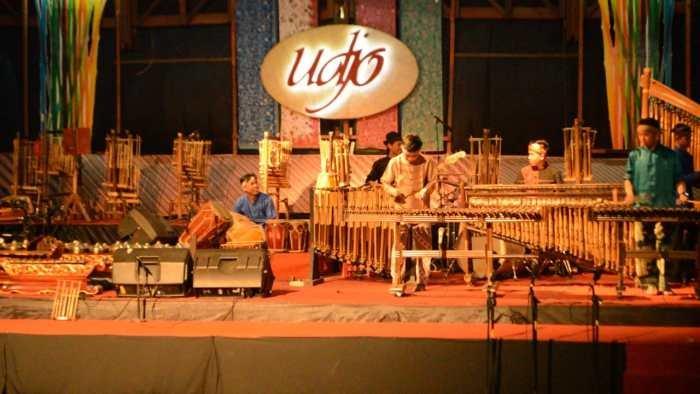 Alat Musik Sunda - Arumba