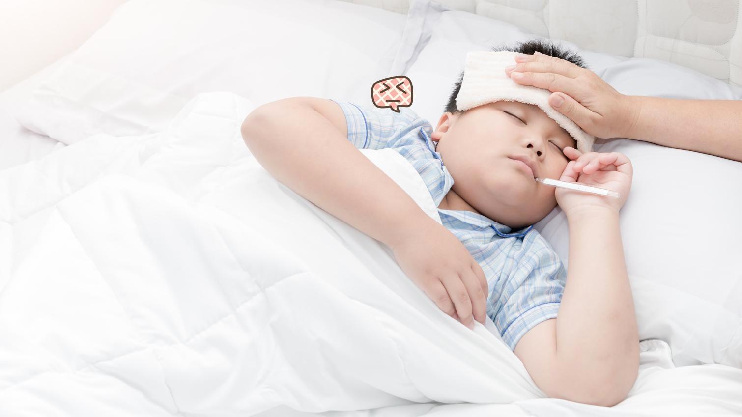 Berapa Suhu Normal Anak dan Kapan Anak Dikatakan Demam ...