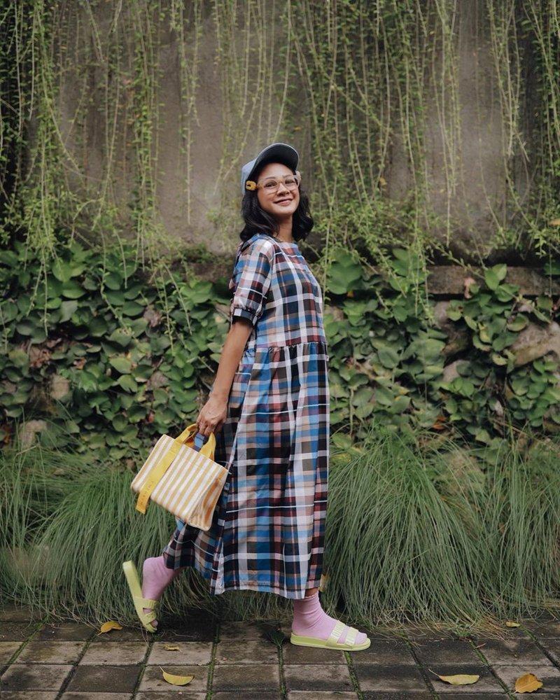 Fashion Kehamilan andien