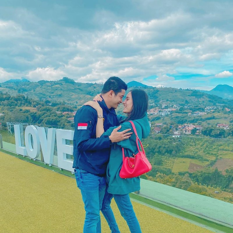 honeymoon adly fairuz dan angbeen rishi