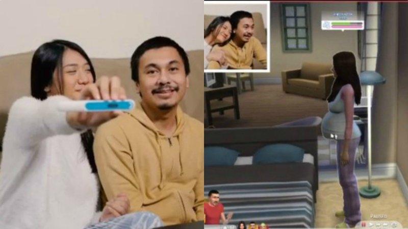 Annisa Aziza dan Raditya Dika Menanti Anak Kedua, Selamat atas Kehamilannya!.jpg