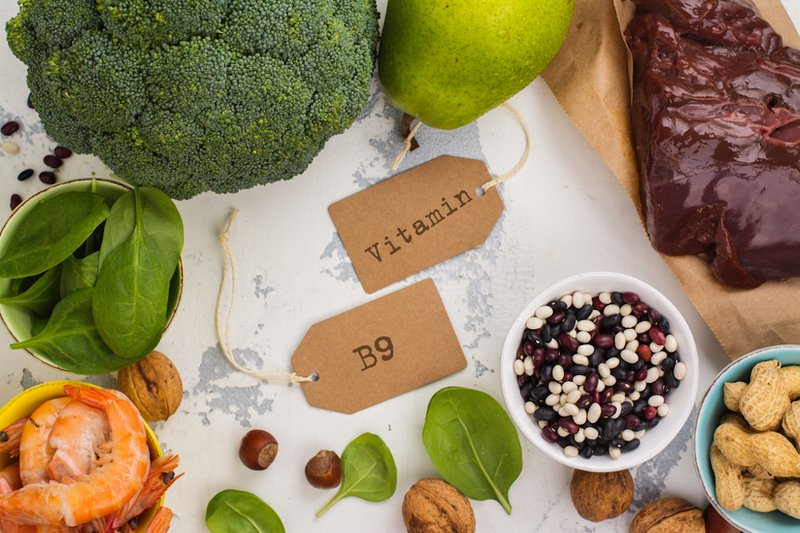 Vitamin B9 (Asam Folat / Folat)