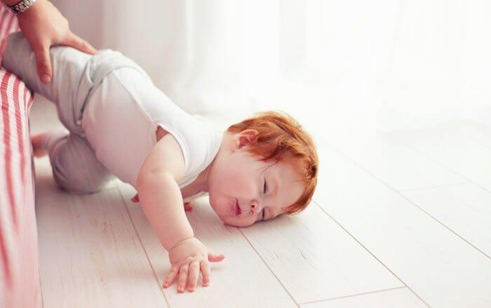 Benjol di Kepala Bayi -3