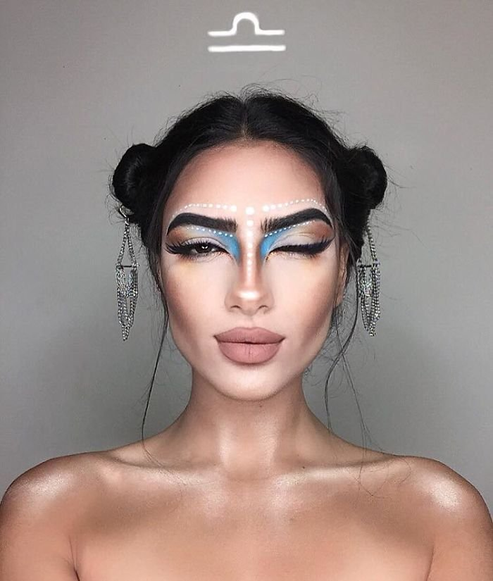 Makeup sesuai zodiak aries