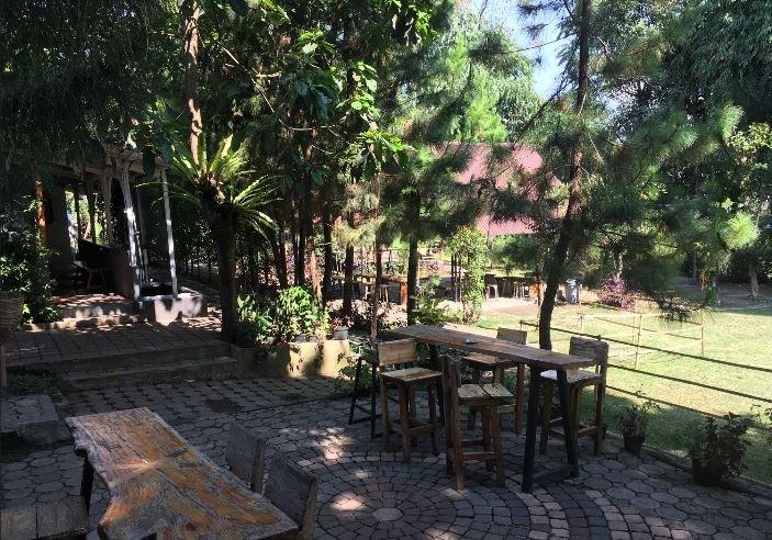 Armor Kopi jadi Tempat Ngopi di Bandung