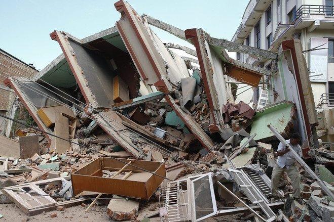 gempa bumi di Majene