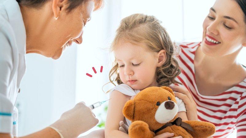 Imunisasi Anak di Rumah