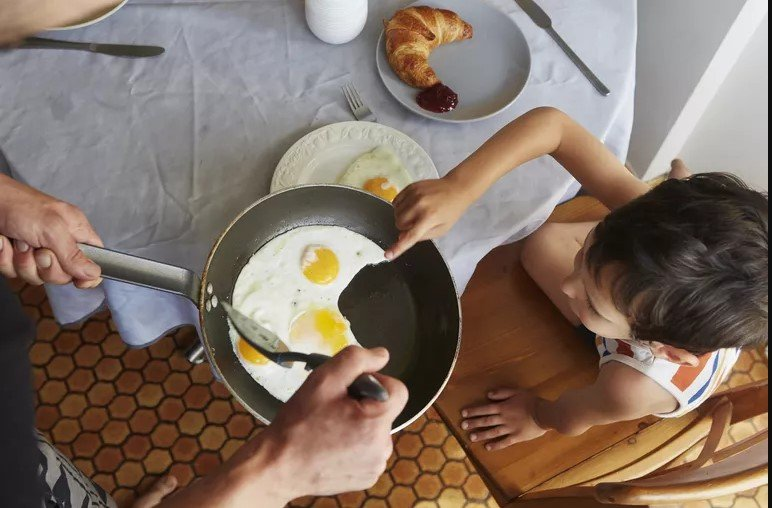 Bagaimana Aturan Konsumsi Telur pada Anak 1.jpg