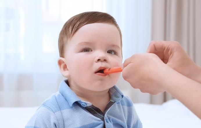 batuk kering pada bayi