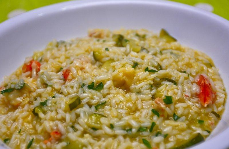 resep membuat arancini khas italia, Bahan-bahan Arancini.jpg