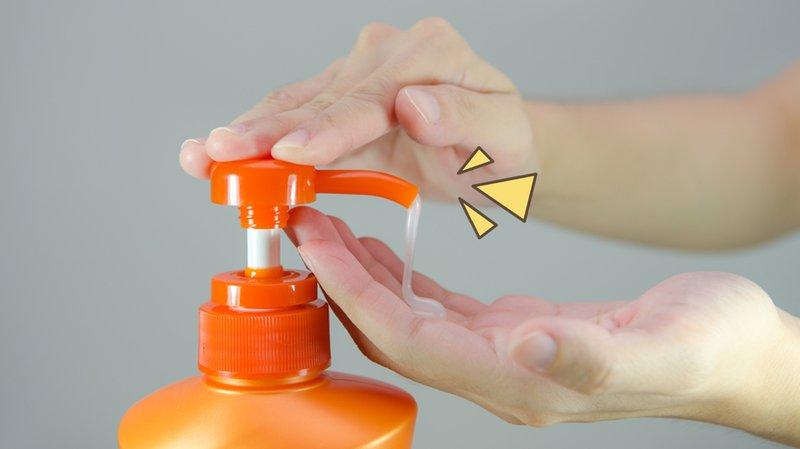 cara menghilangkan henna di kuku dengan sabun