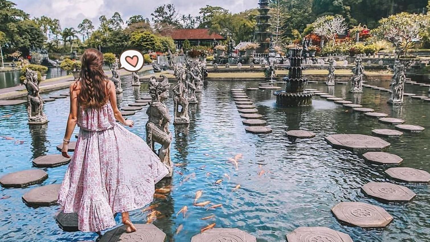 Ini Dia 5 Tempat Wisata Di Bali Yang Instagrammable Banget