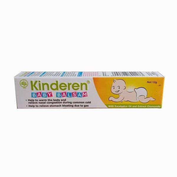 Balsem Bayi-Kinderen Baby Balsam