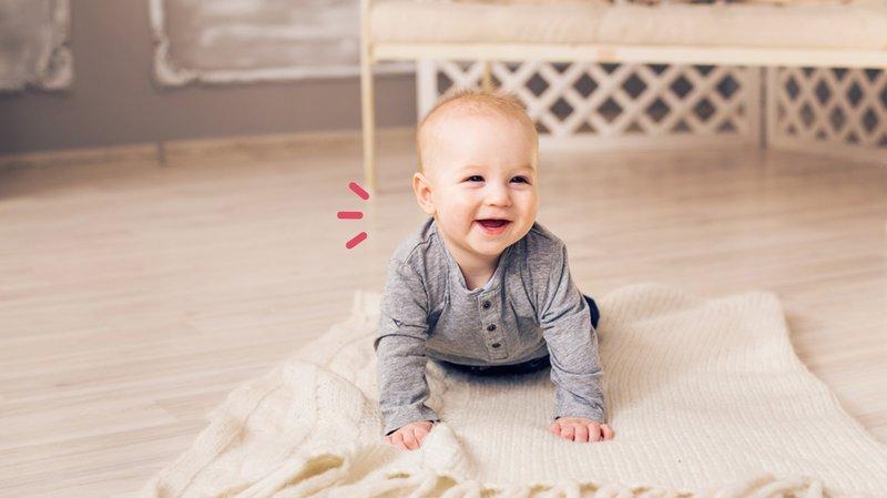 Kapan Bayi Bisa Tengkurap, Normalkah?