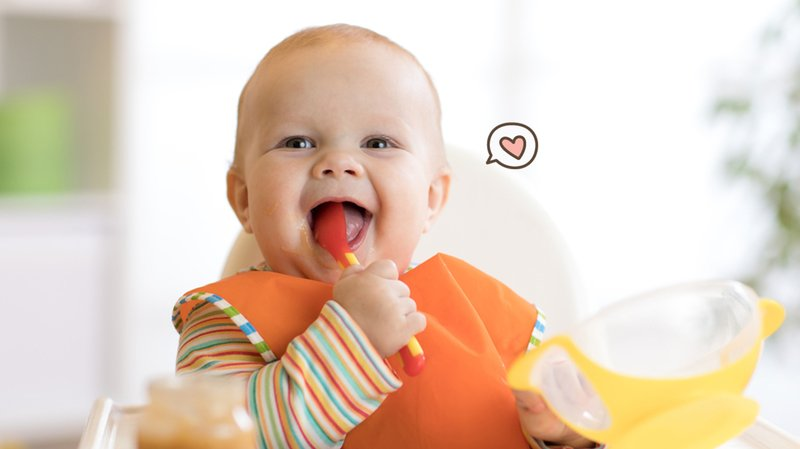 jadwal makan bayi 10 bulan: porsi