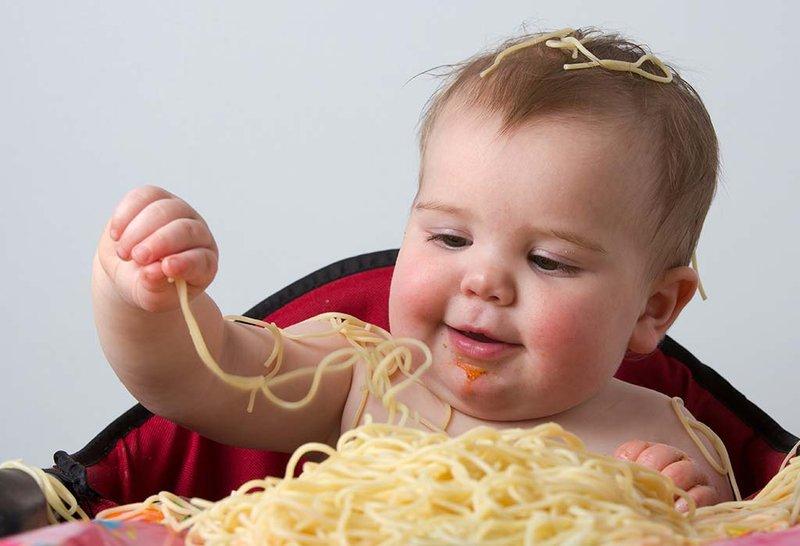 Bayi Makan Pasta, Perhatikan XX Hal Penting Ini 1.jpg