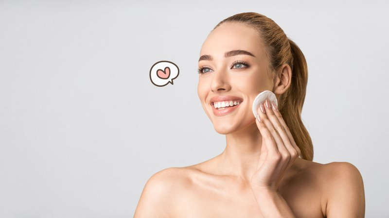 Skincare hilangkah belang wajah