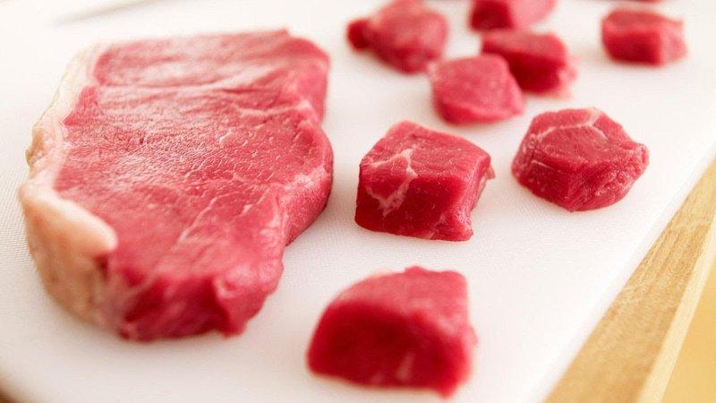 Makanan yang Mengandung Zinc - Daging
