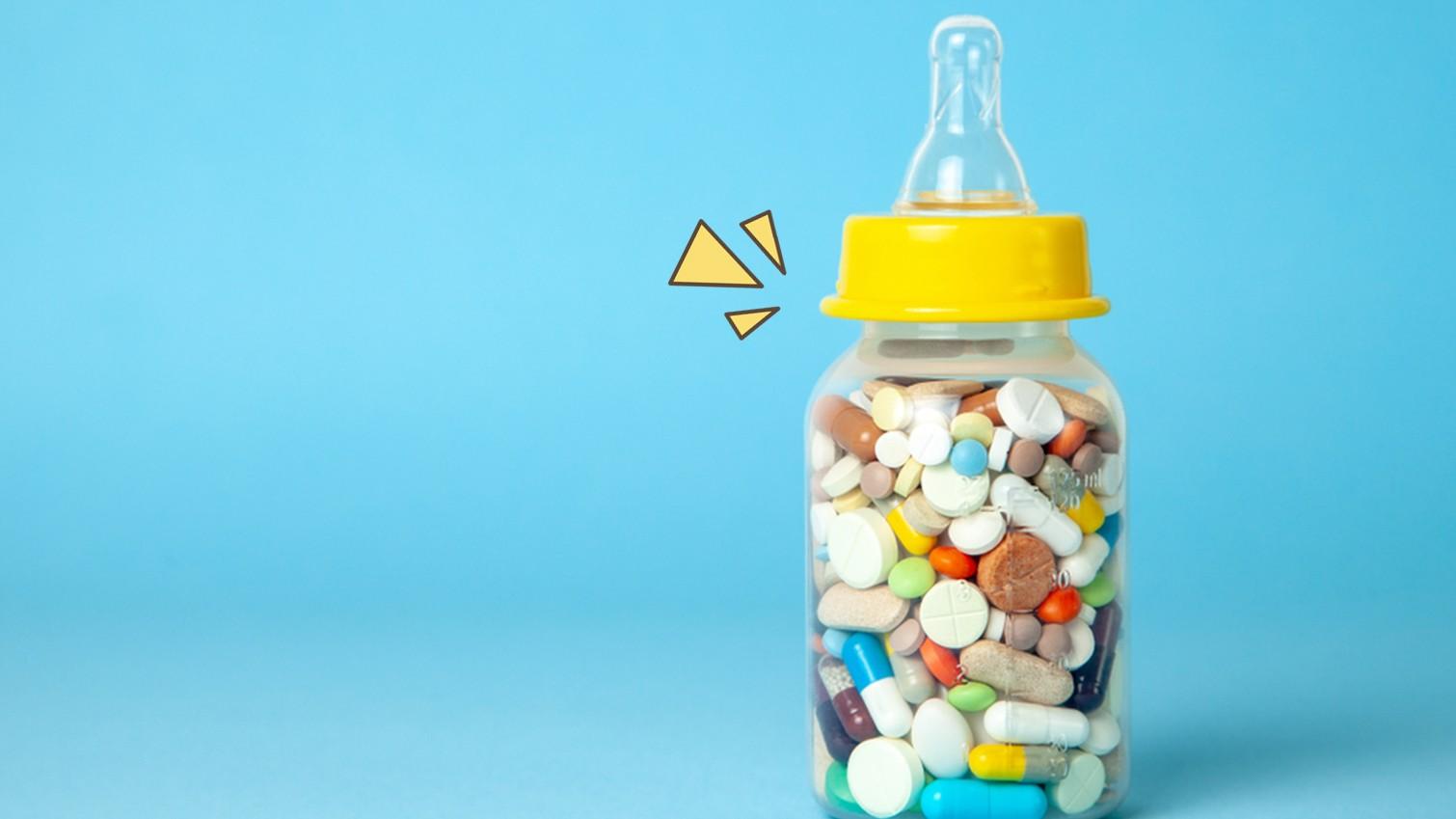 Kapan Anak Harus Diberikan Vitamin Zat Besi Berbagi Tips