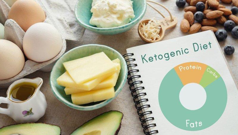 diet ketogenik untuk anak