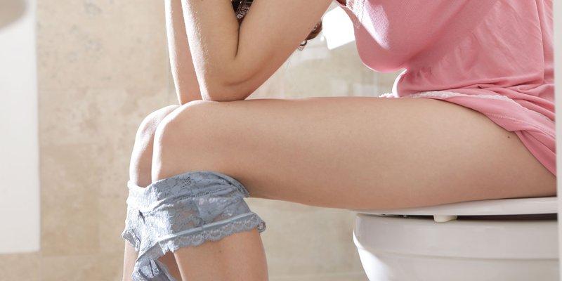 keputihan coklat sebelum dan sesudah menstruasi