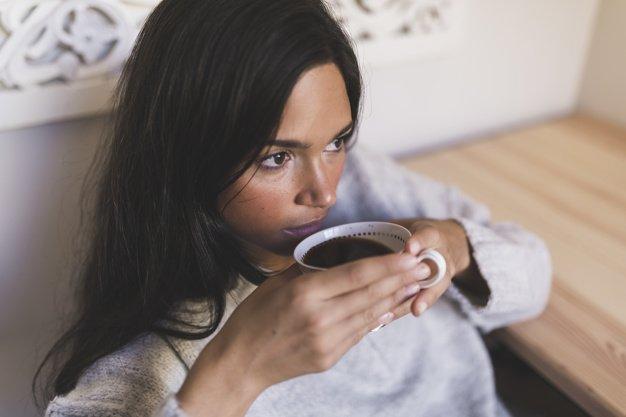 ibu hamil minum kopi