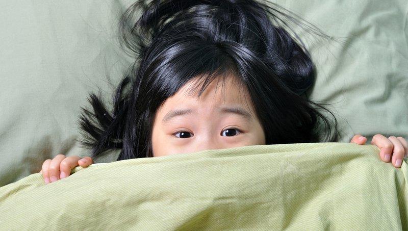 Mimpi buruk tanda kesehatan mental anak