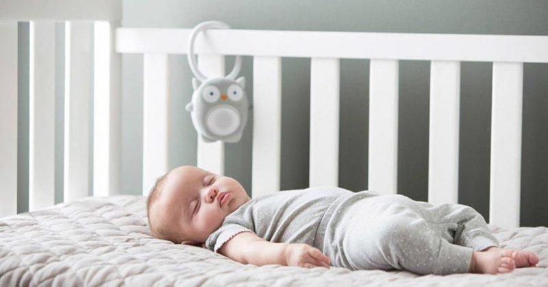 Benarkah White Noise Bantu Bayi Tidur Lebih Nyenyak? 1