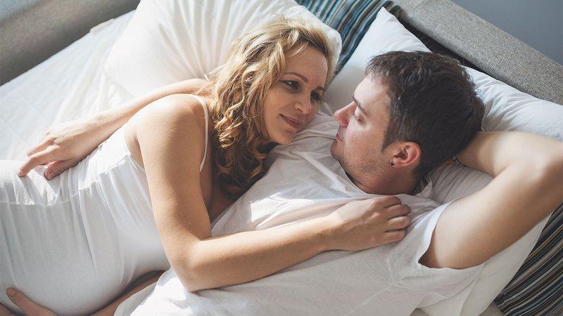 Berhubungan Seks saat Hamil, Bahayakah-2.jpg