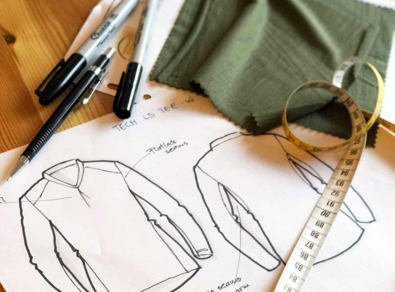 Buat Konsep Desain Pakaian