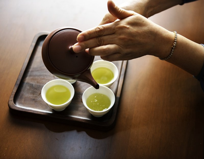 konsumsi teh hijau
