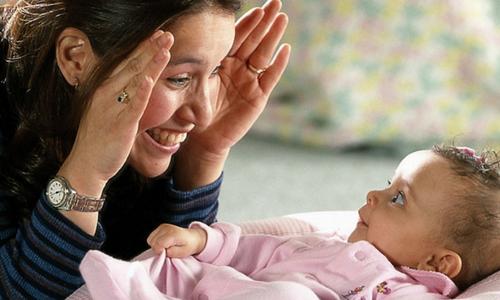 kecemasan berpisah pada bayi