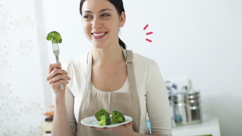 Makanan sehat baik untuk kesehatan mental