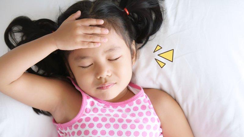 5 Gejala Tak Biasa Migrain pada Anak, Bukan Cuma Sakit Kepala!
