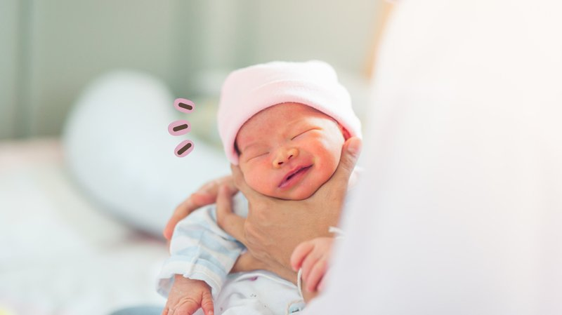 cara menghentikan cegukan bayi