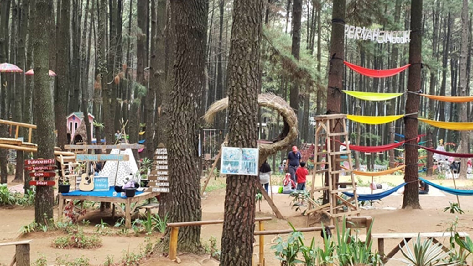 6 Wisata Alam Di Bogor Yang Cocok Dikunjungi Bersama Anak