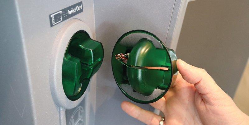 Ciri ATM Skimming