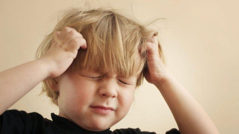 Sakit Kepala pada Balita
