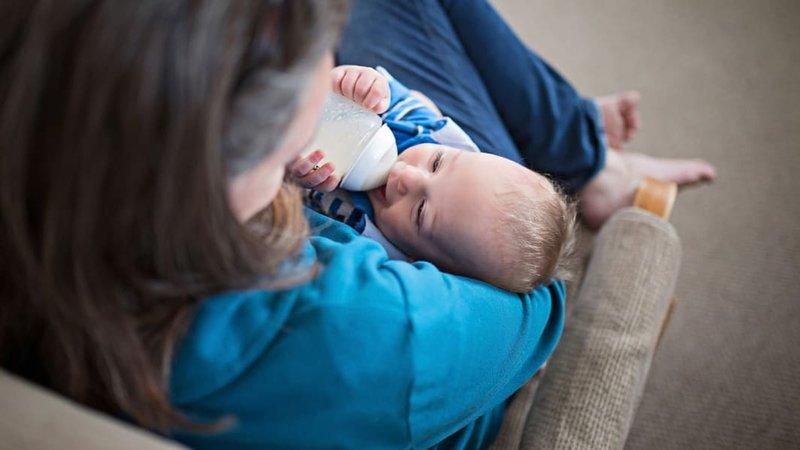 Cobalah 5 Tips Ini Agar Bayi Tetap Nyaman Tidur Saat Alami Refluks -3.jpg