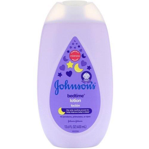 Johnson & Johnson Bedtime Lotion