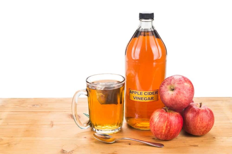 cuka apel untuk busui