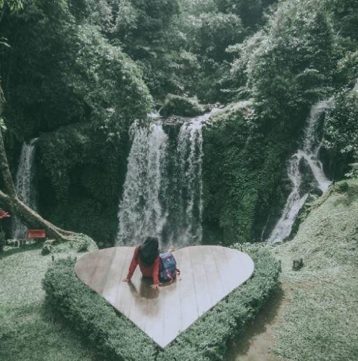 Curug Jenggala Wisata Baturaden