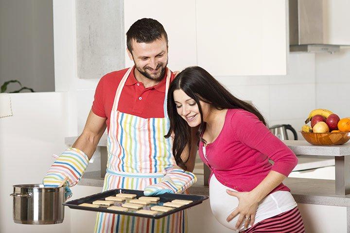Dads Lakukan 3 Hal Ini pada Masa Awal Kehamilan Moms!.jpg