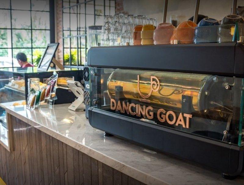 Dancing Goat Coffee